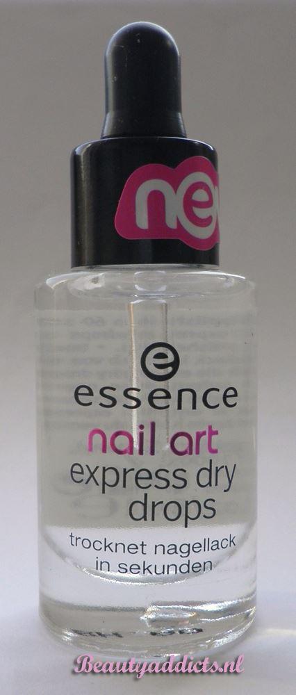 Essence Nail Art Quick Dry Drops 27