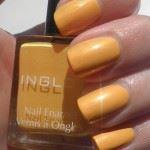 INGLOT Nail Enamel 977 swatch