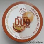 The Body Shop Body Butter Duo Macadamia