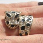 Primark Luipaard ring