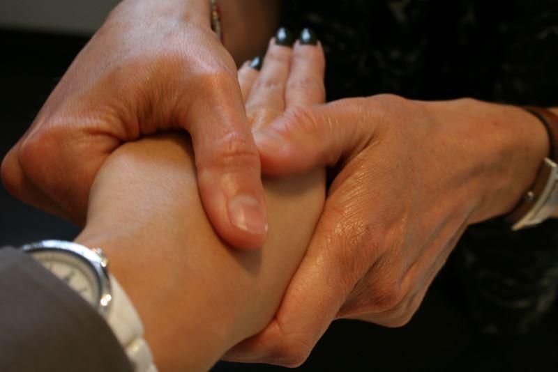 Aveda Handmassage