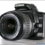 canon 400d front