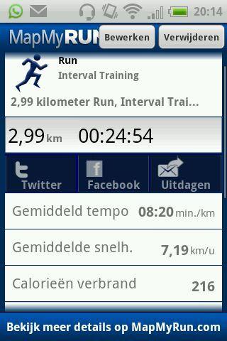 ziek na hardlopen