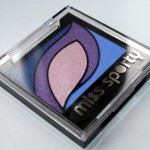 Miss Sporty Cat's Eyes Palette Indigo Intensity
