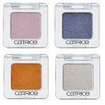Catrice mono eyeshadows najaar 2012