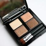 The Body Shop 4 colour eye palette smoky copper