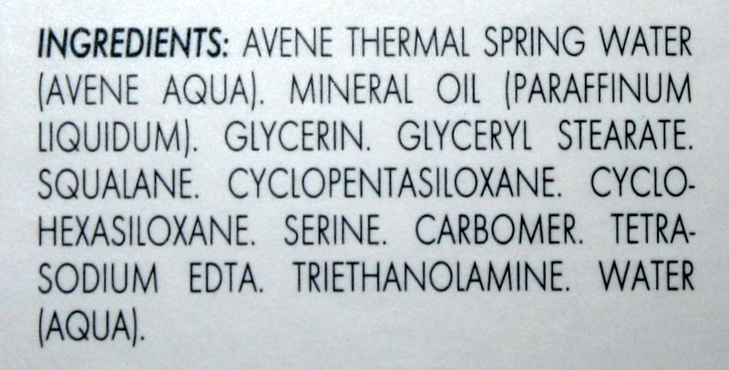 Ingredienten parfum