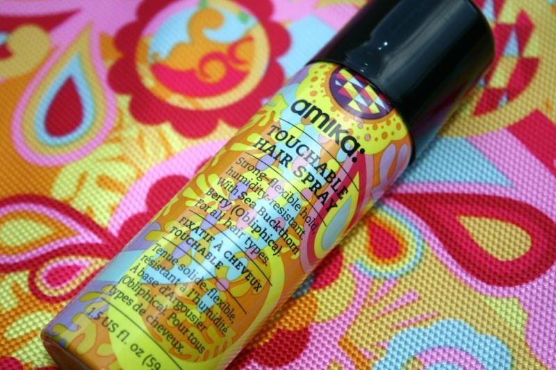 Amika Touchable Hair Spray