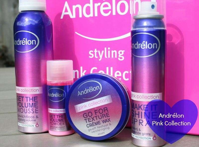 Andrelon Pink Collection