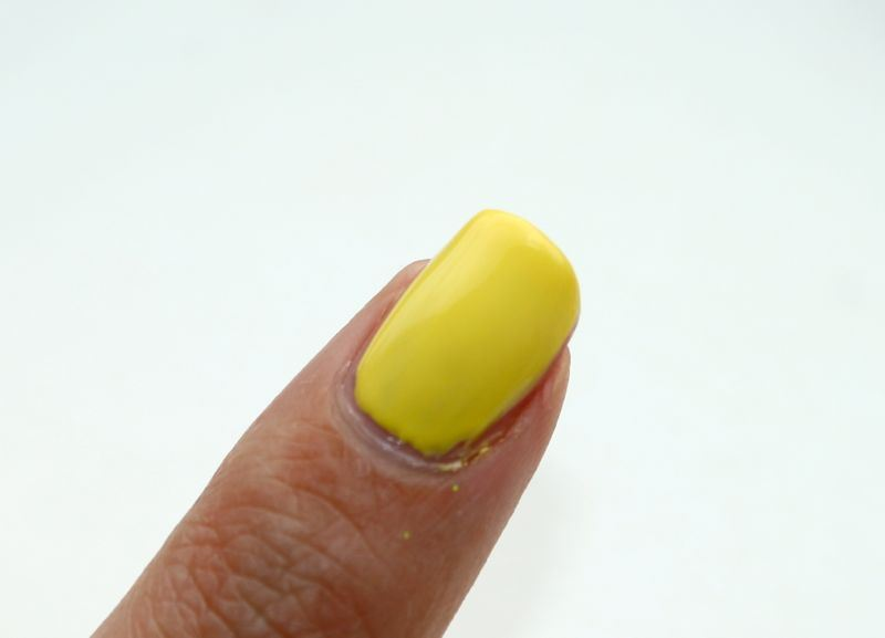 PUPA Crazy Crystals 005 Fluo Yellow