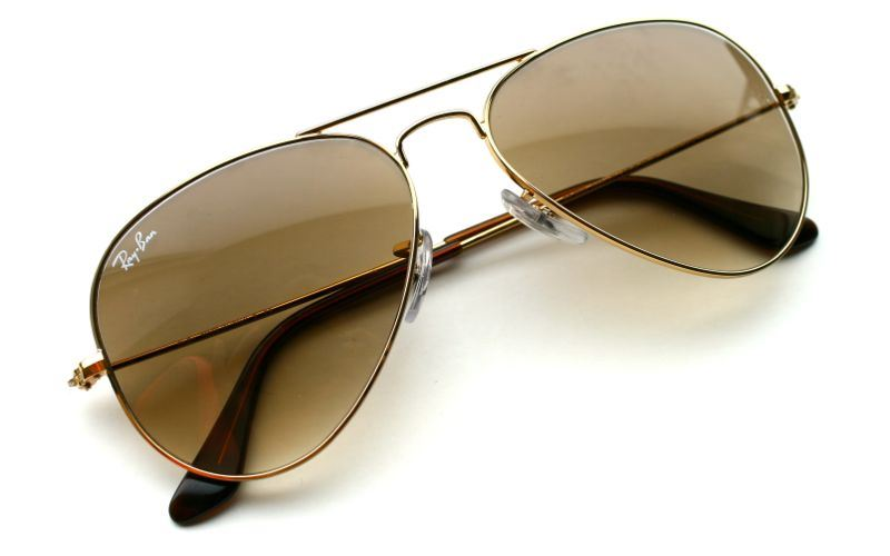 Ray Ban Zonnebril Dames Aviator