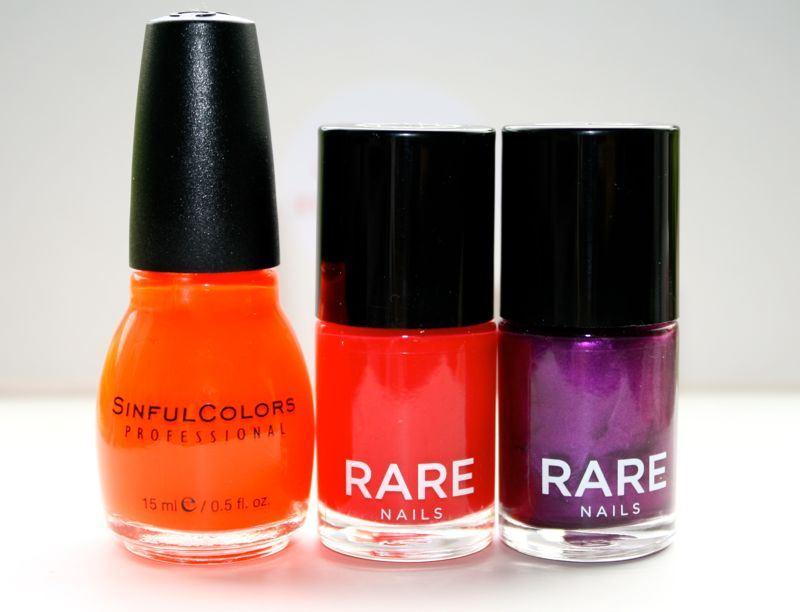 Shoplog Mallorca 2013 Sinful Colors Rare