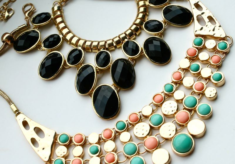 Shoplog Mallorca 2013 Statement Necklaces