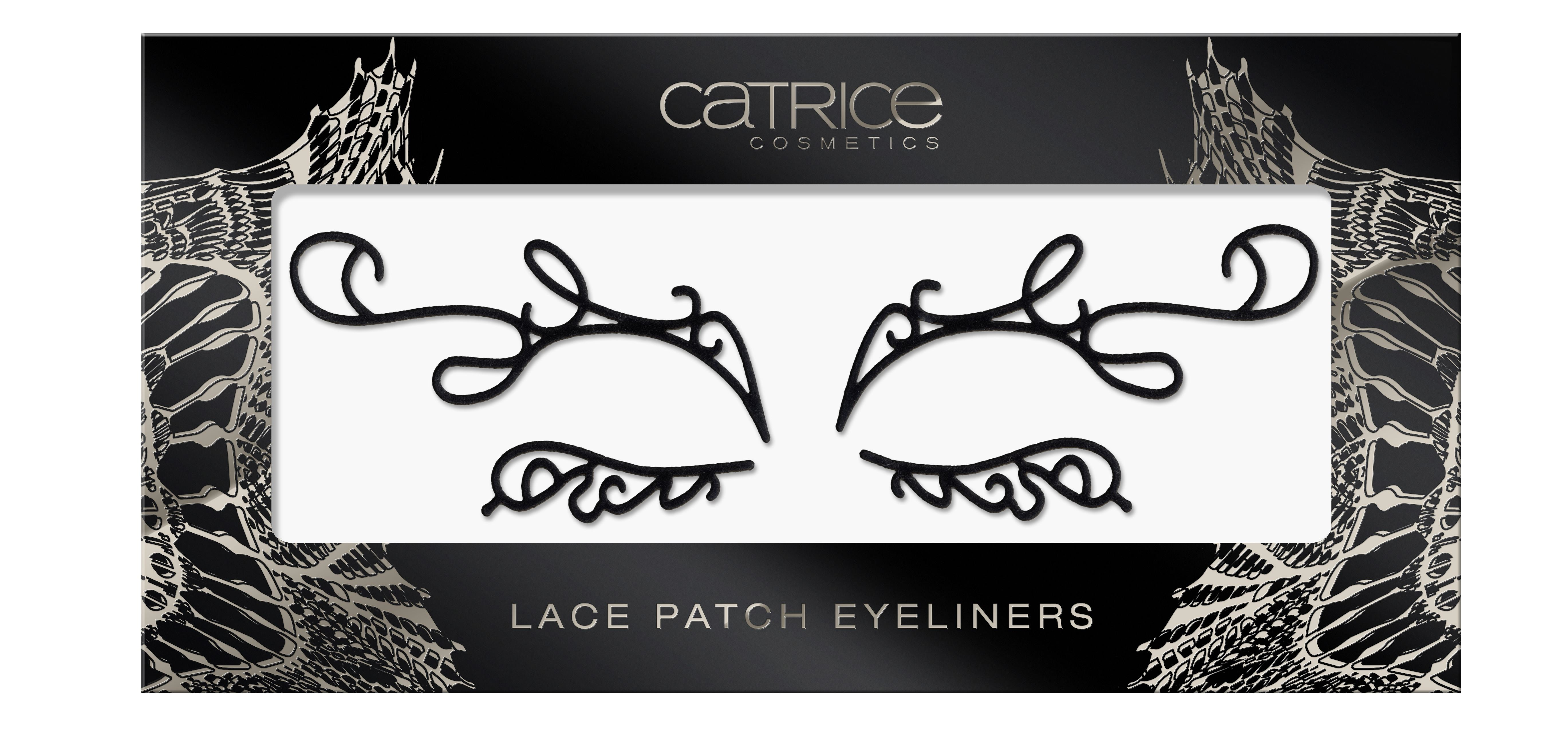 Catrice Thrilling Me Softly Lace Patch Eyeliners