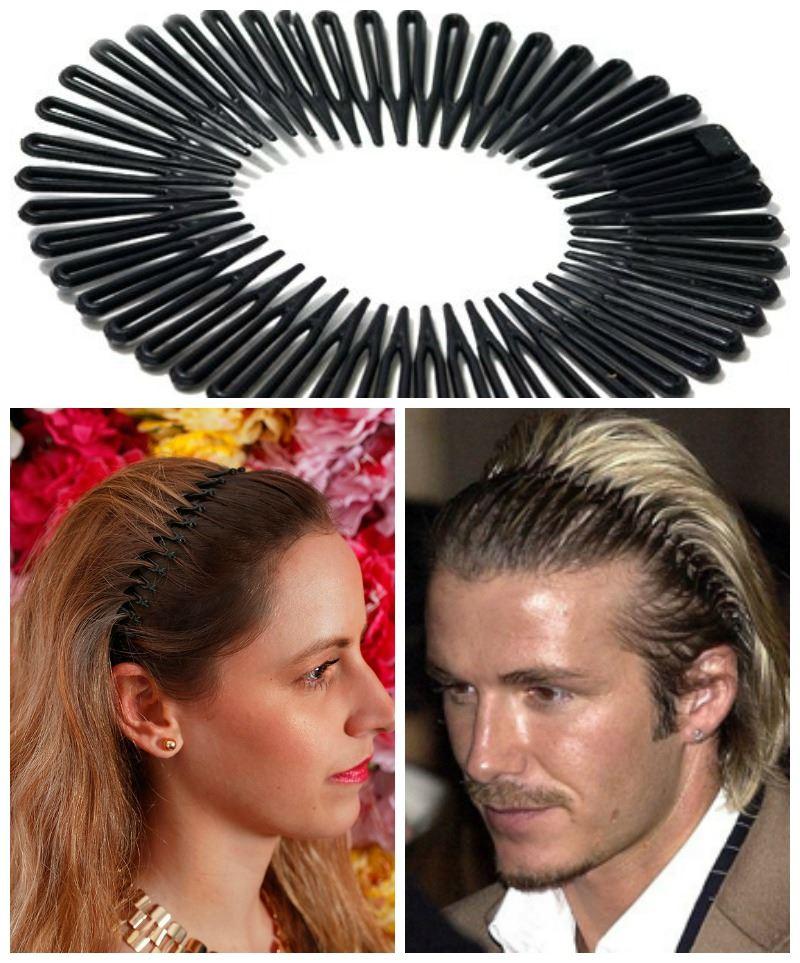 comb hairband