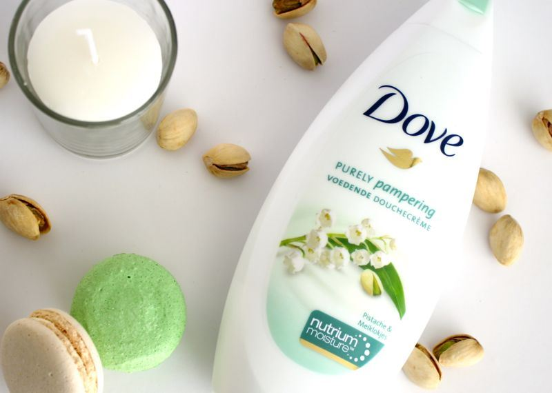 Dove purely pampering pistache meiklokjes