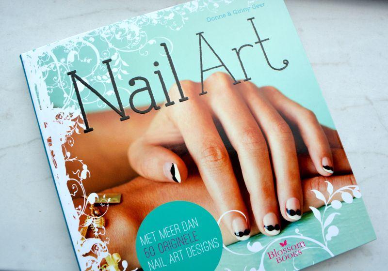 Boek Nail Art Donne Ginny Geer Liefs Laura