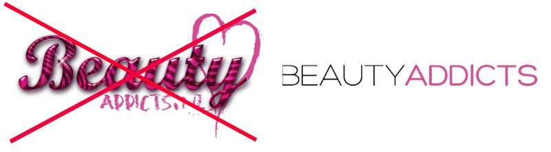 beautyaddicts logo oud nieuw