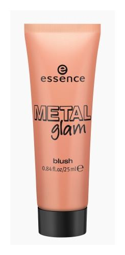 essence metal glam blush