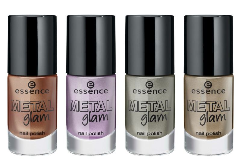 essence metal glam nagellak