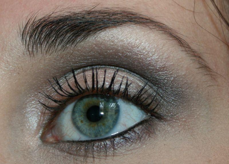 MAC eye shadow quad Showstopper