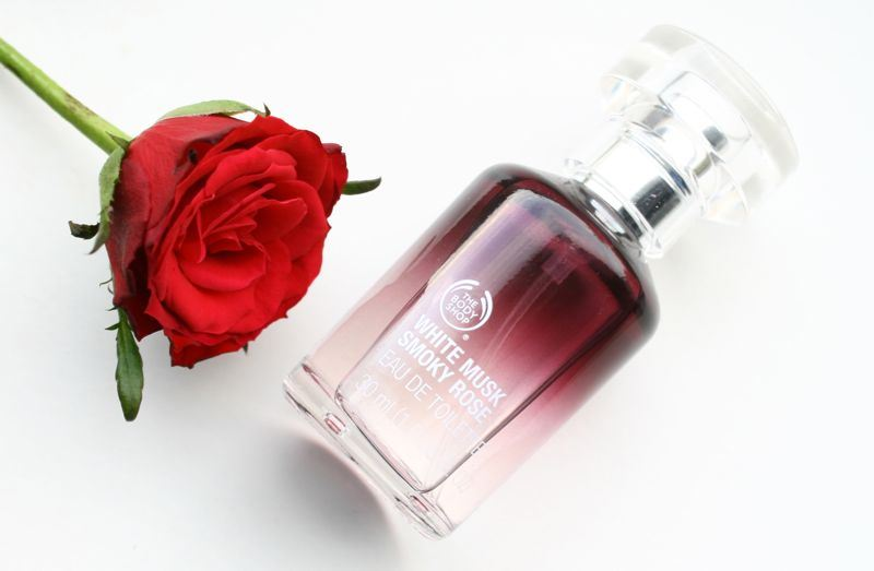 The Body Shop White Musk Smoky Rose EdT