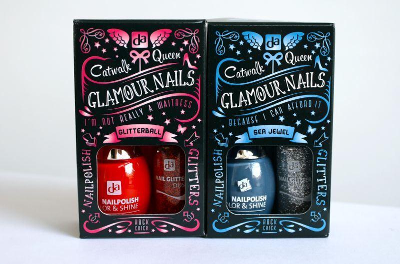 DA Glamour Nails
