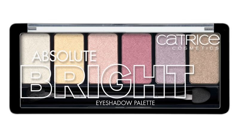 Catrice lente zomer update 2014 absolute bright es palette