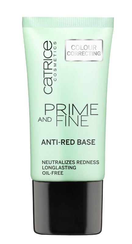 Catrice lente zomer update 2014 anti-red base