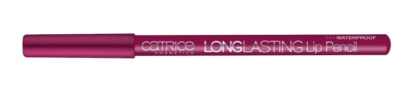 Catrice lente zomer update 2014 long lasting lip pencil