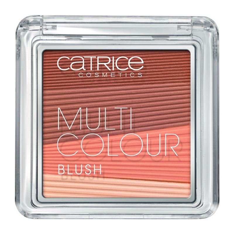 Catrice lente zomer update 2014 multicolour blush