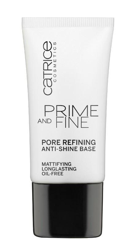 Catrice lente zomer update 2014 pore refining base