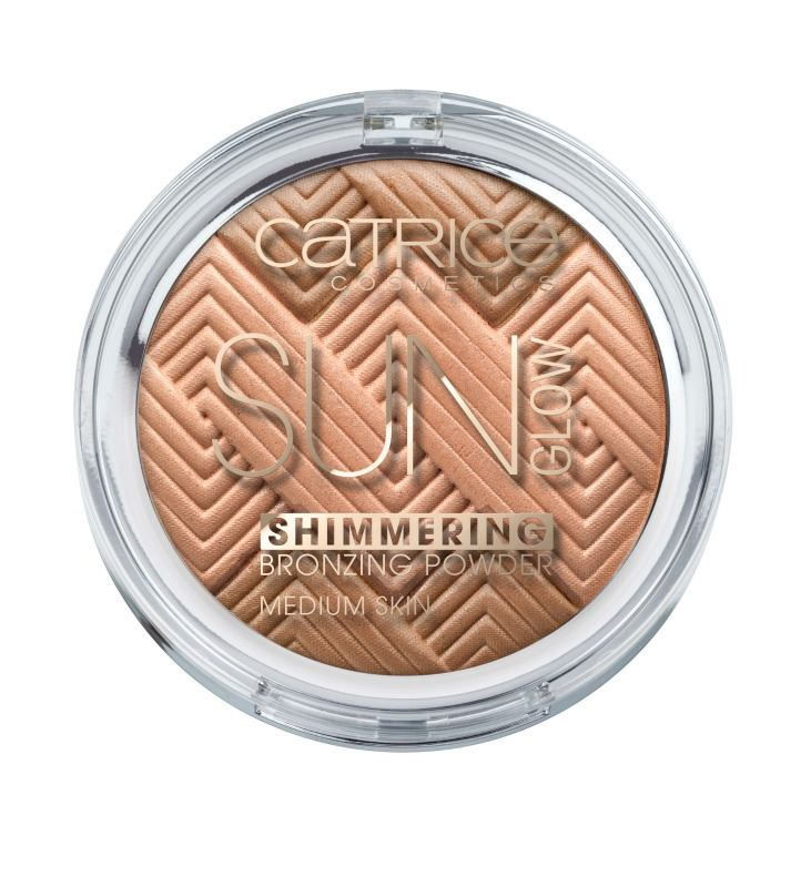 Catrice lente zomer update 2014 shimmering bronzing powder