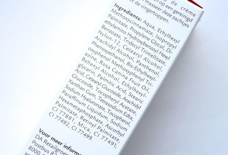 DA BB Cream ingredienten