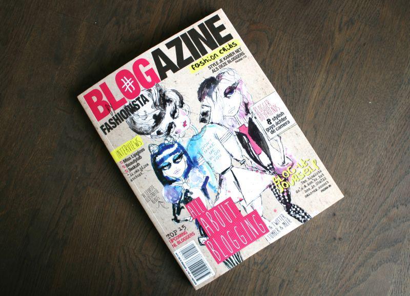 Fashionista Blogazine
