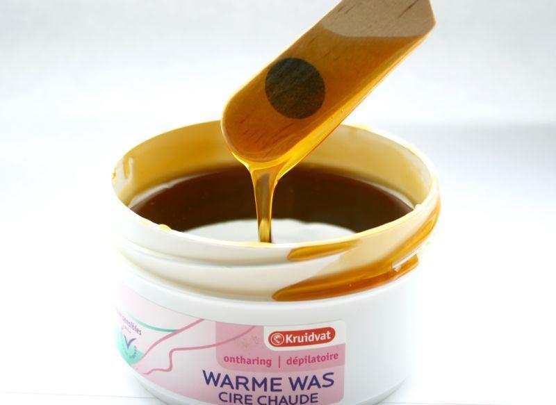gezichtsontharing wax