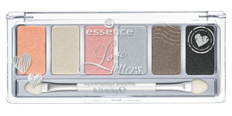 essence love letters eyeshadow palette