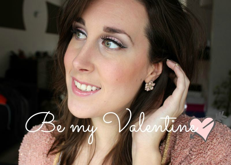 Look Be My Valentine full face