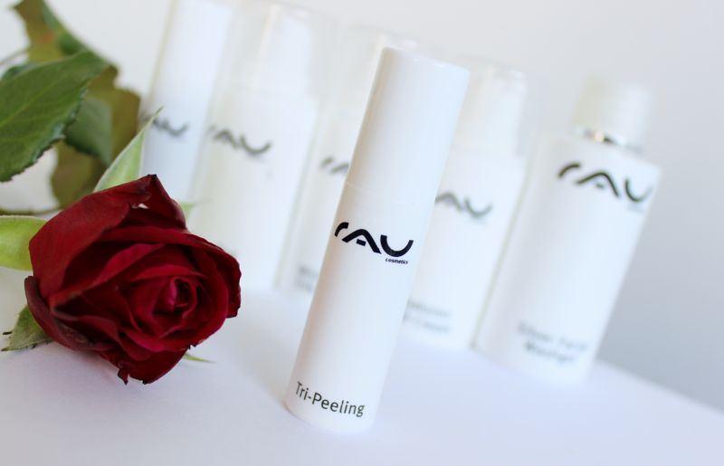RAU cosmetics tri-peeling