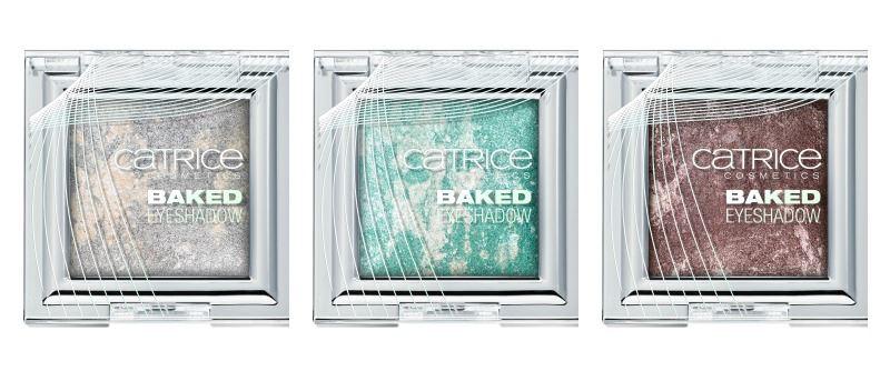 Catrice Haute Future Baked Eyeshadow