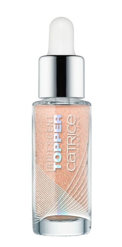 Catrice Haute Future iridescent topper