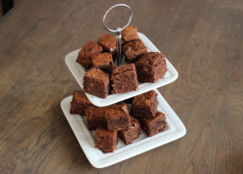 Brownies recept