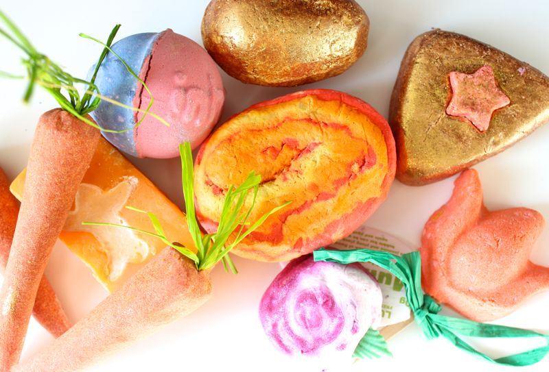 LUSH Lente Pasen