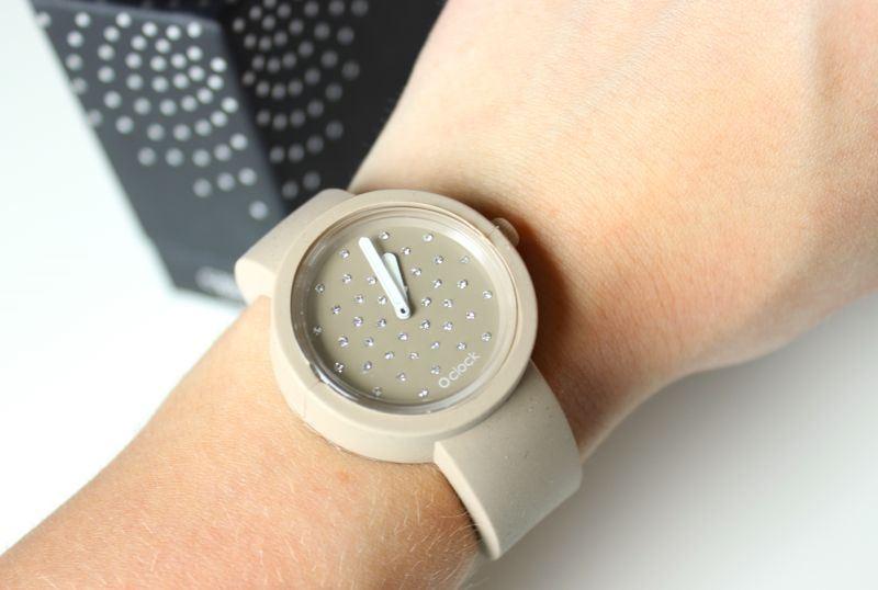 O Clock Crystal Dove