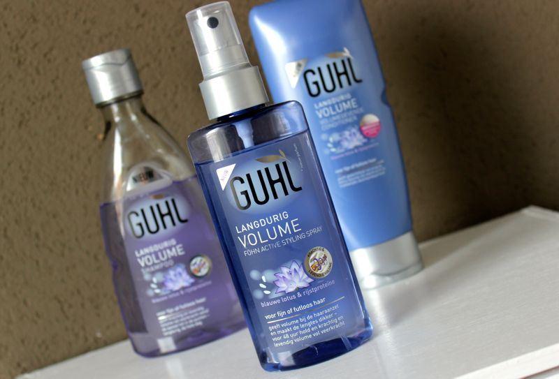 Guhl Langdurig Volume styling spray