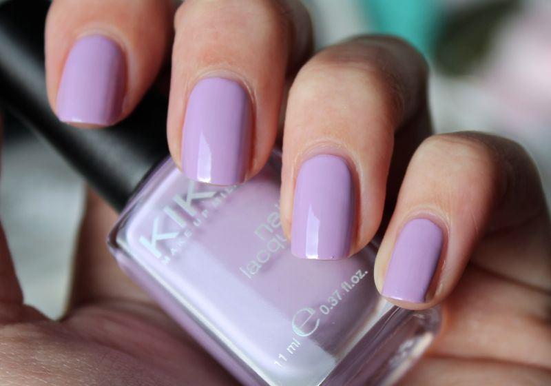 Kiko 330 Lilac swatch