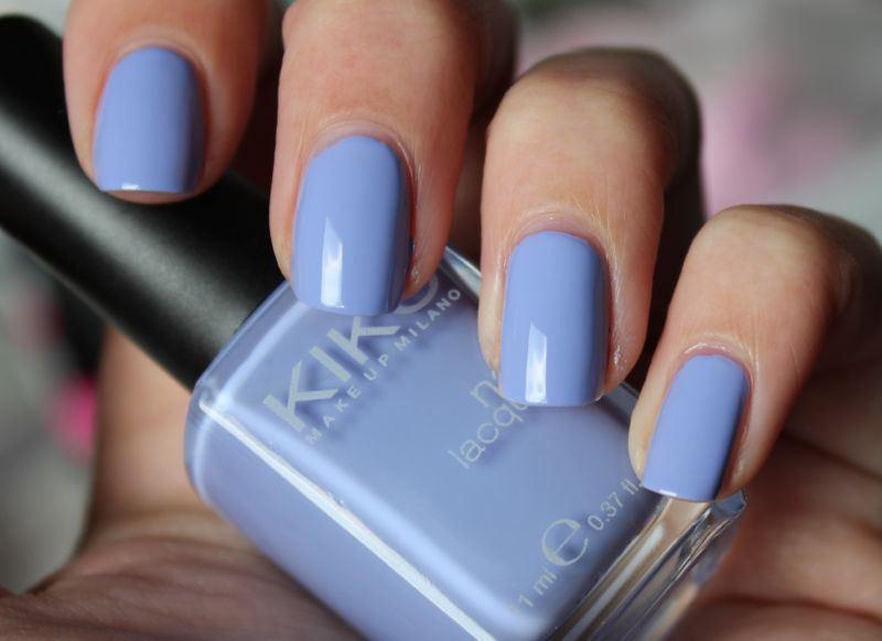 Kiko 338 Light Lavender swatch