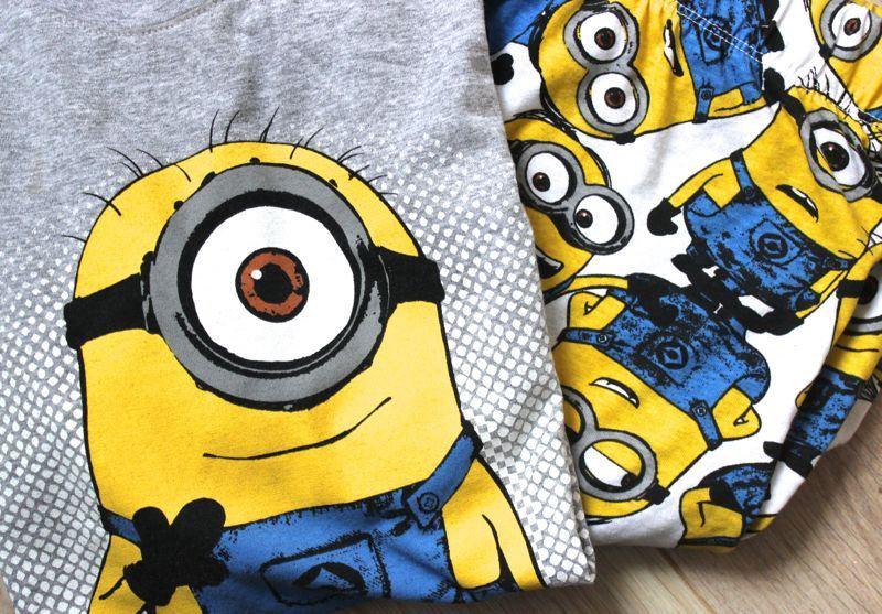 Primark Minions Pyjama