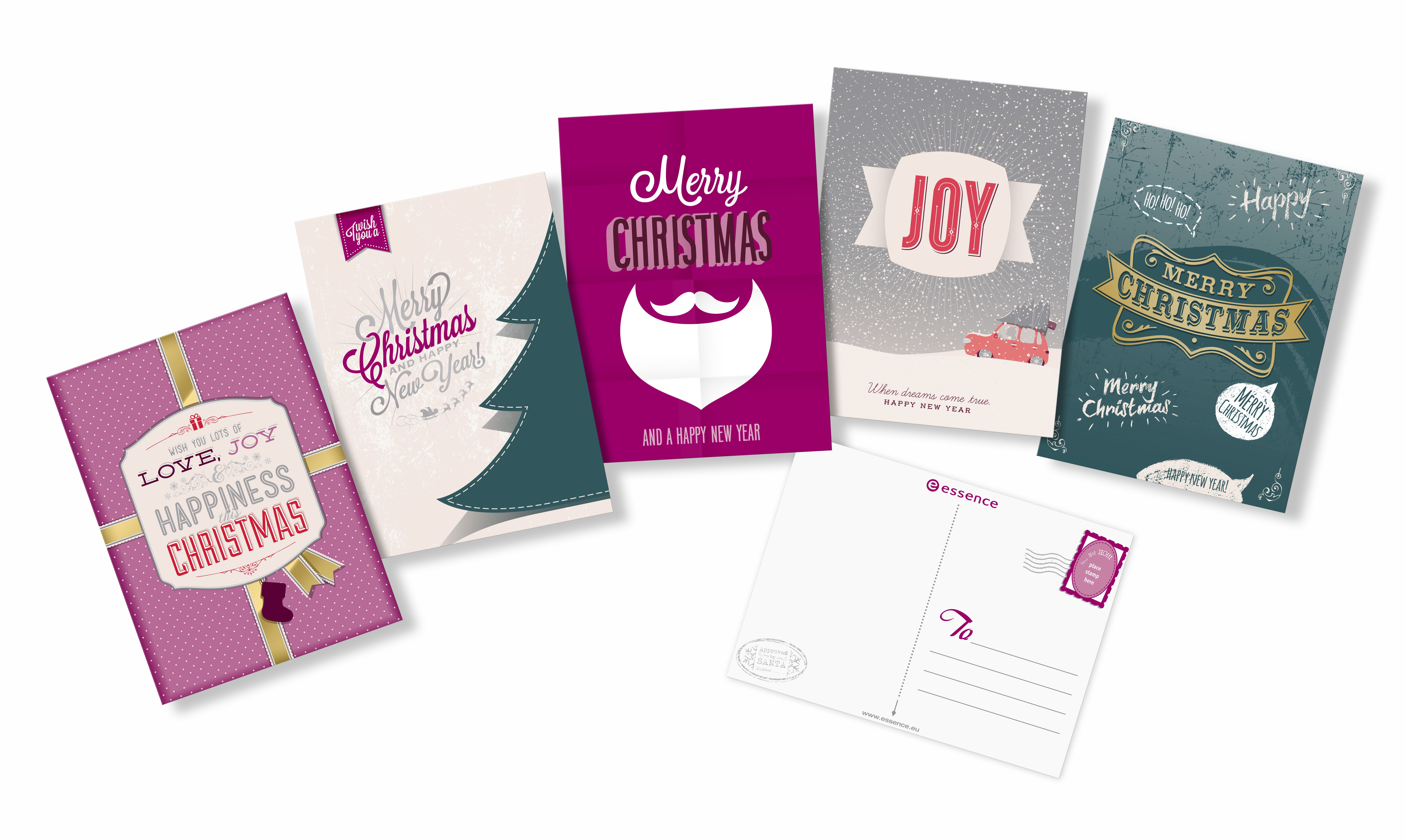 essence come to town Greeting Cards