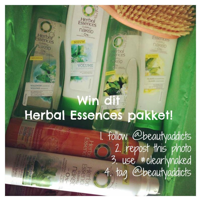 win herbal essences